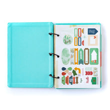 Load image into Gallery viewer, PLWT55-PAPER LOVE TRAVEL JOURNAL KIT