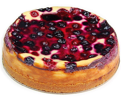 Mixed Berry CheesecakeGold Ribbon Cake