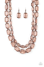 Load image into Gallery viewer, Paparazzi - Ice Bank - Copper Necklace Set - Classy Jewels by Linda