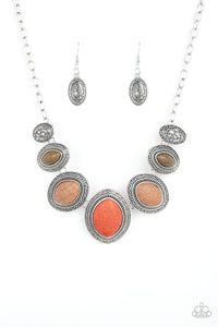 Paparazzi - Sierra Serenity - Multi Necklace Set - Classy Jewels by Linda