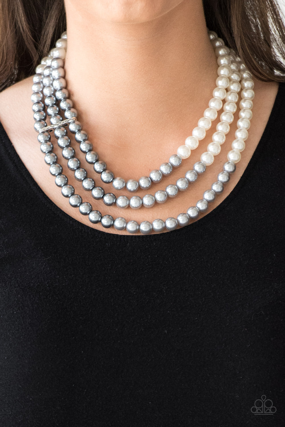 Paparazzi - Times Square Starlet - Multi Necklace - Classy Jewels by Linda