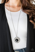 Load image into Gallery viewer, Paparazzi - My Primary Color - Black Necklace Set - Classy Jewels by Linda