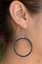 Load image into Gallery viewer, Paparazzi - Stoppin Traffic - Black Earrings - Classy Jewels by Linda
