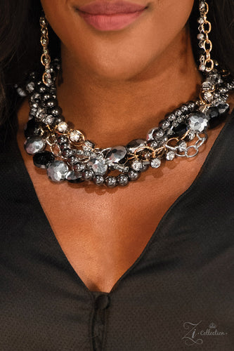 Paparazzi - The Unapologetic- Zi Collection Necklace Set - Classy Jewels by Linda