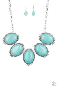 Paparazzi - Prairie Goddess Necklace Set - Classy Jewels by Linda