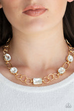 Load image into Gallery viewer, Paparazzi - Urban District - Gold Necklace Set - Classy Jewels by Linda