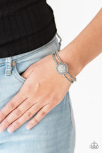 Load image into Gallery viewer, Paparazzi - Definitely Dazzling - White Bracelet - Classy Jewels by Linda