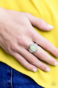 Paparazzi - Mystically Malibu Ring - Classy Jewels by Linda
