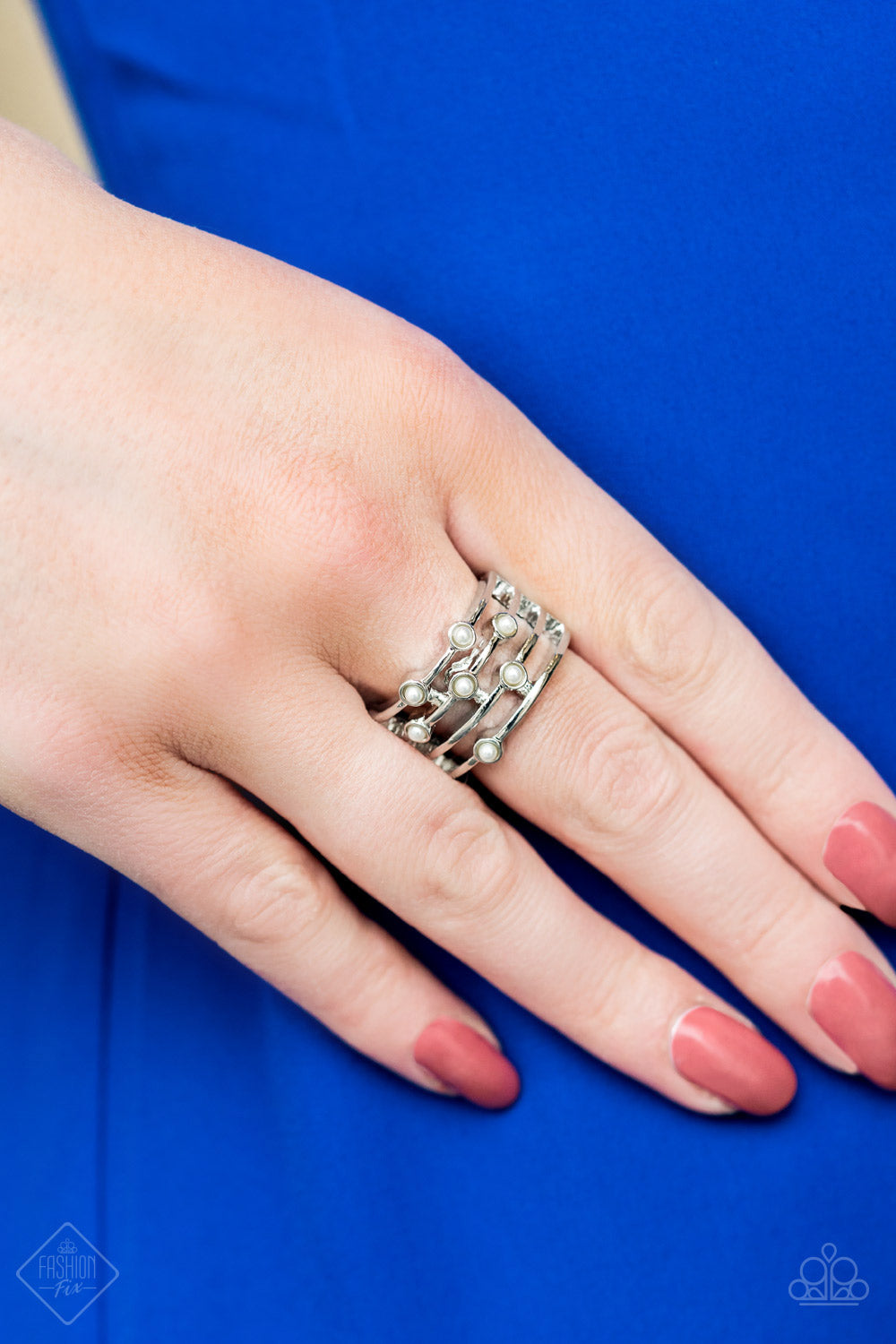 Paparazzi - Make Way For Broadway Ring - Classy Jewels by Linda