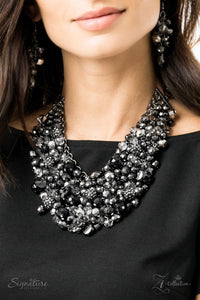 "Paparazzi - ""The Taylerlee"" Zi Collection Necklace Set - Classy Jewels by Linda"