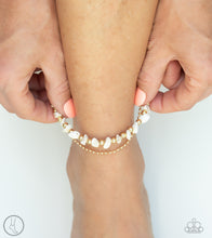 Load image into Gallery viewer, Paparazzi -   Beach Expedition - Gold Anklet - Classy Jewels by Linda