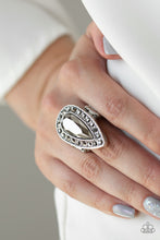 Load image into Gallery viewer, Paparazzi - Majestic Mayhem - Silver Ring - Classy Jewels by Linda