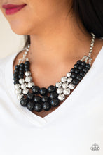 Load image into Gallery viewer, Paparazzi - Dream Pop - Black Necklace Set - Classy Jewels by Linda