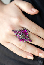 Load image into Gallery viewer, Paparazzi - Stand Back - Pink Ring - Classy Jewels by Linda
