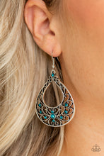 Load image into Gallery viewer, Paparazzi - Vine Shine - Blue Earrings - Classy Jewels by Linda