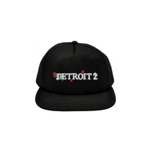 Load image into Gallery viewer, Detroit 2 Embroidered Trucker Hat + Digital Download-Big Sean