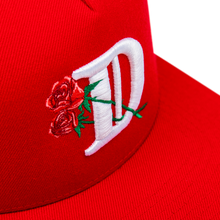 Load image into Gallery viewer, D2 Logo Hat - Red