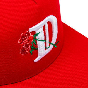 D2 Logo Hat - Red