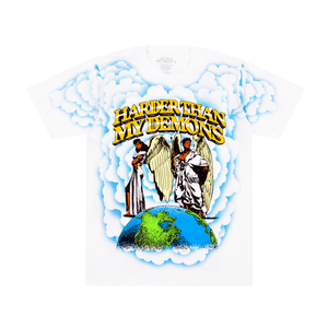 Harder Than My Demons Tee + Digital Download-Big Sean