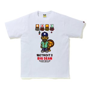 Detroit 2 X BAPE BABY MILO TEE + Digital Download