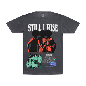 Still I Rise Tee + Digital Download-Big Sean