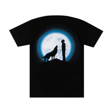 Load image into Gallery viewer, Wolves Black Tee-Big Sean