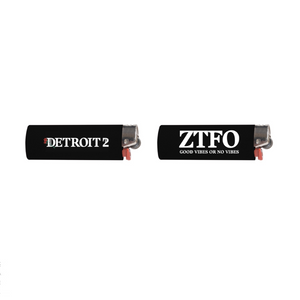 ZTFO Lighter + Digital Download-Big Sean