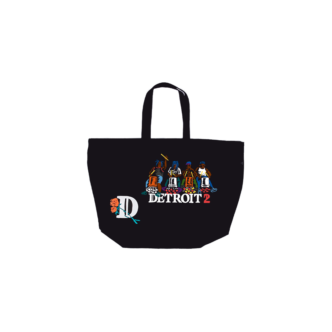 Detroit 2 Tote-Big Sean