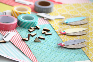 Scrapbooking supplies for your innovative designs