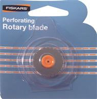 Perforating Rotary Blade - Blade Style F
