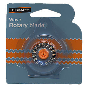 Wave Rotary Blade - Blade Style F