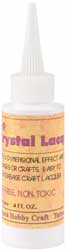 3D - Crystal Lacquer 2 oz Refill