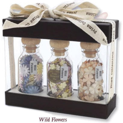 Botanical Gift Sets - Wild Flowers