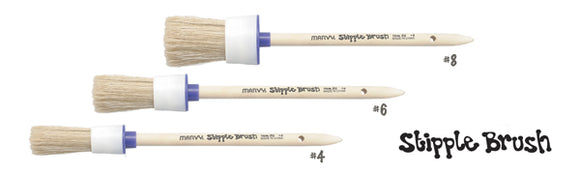 Stipple Brush - Size #4
