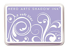 Shadow Ink Memories Pads - Soft Lilac