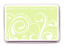 Shadow Ink Memories Pads - Soft Green
