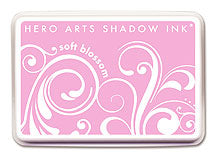 Shadow Ink Memories Pads - Soft Blossom