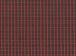 Magic Mesh - Burnt Orange Fine Weave