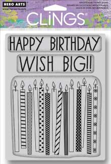 Wish Big Candles