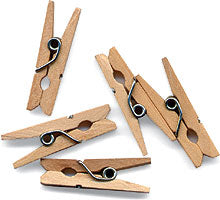 Little Clothespins