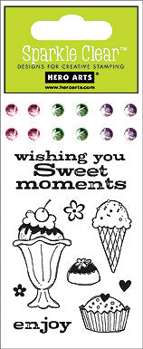Sparkle Clear: Sweet Moments