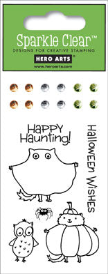 Sparkle Clear: Happy Haunting