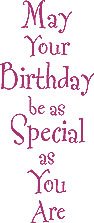 Special Birthday