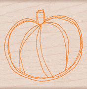 Stitched Pumpkin