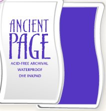 Ancient Page Ink Pad - Foxglove