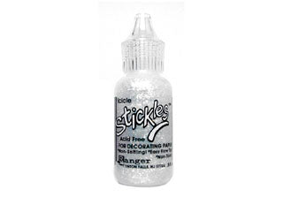 Stickles Glitter Glue - Icicle