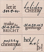 Holiday Cheer Messages