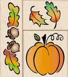 Autumn Harvest Fancy Notes