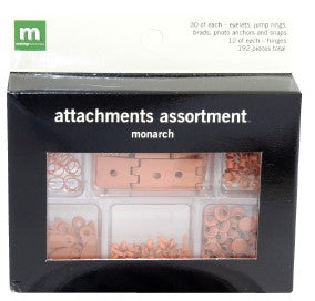 Attachment Assortment - Monarch