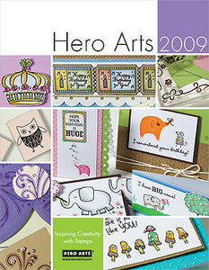 2009 Hero Arts Catalog
